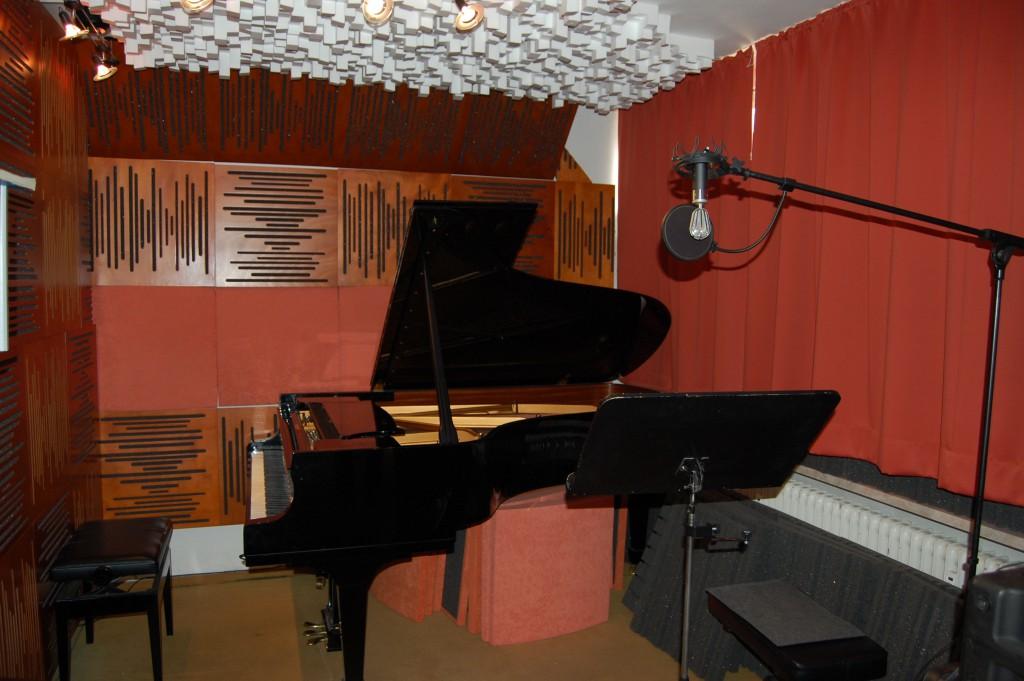 Gesang und Klavier