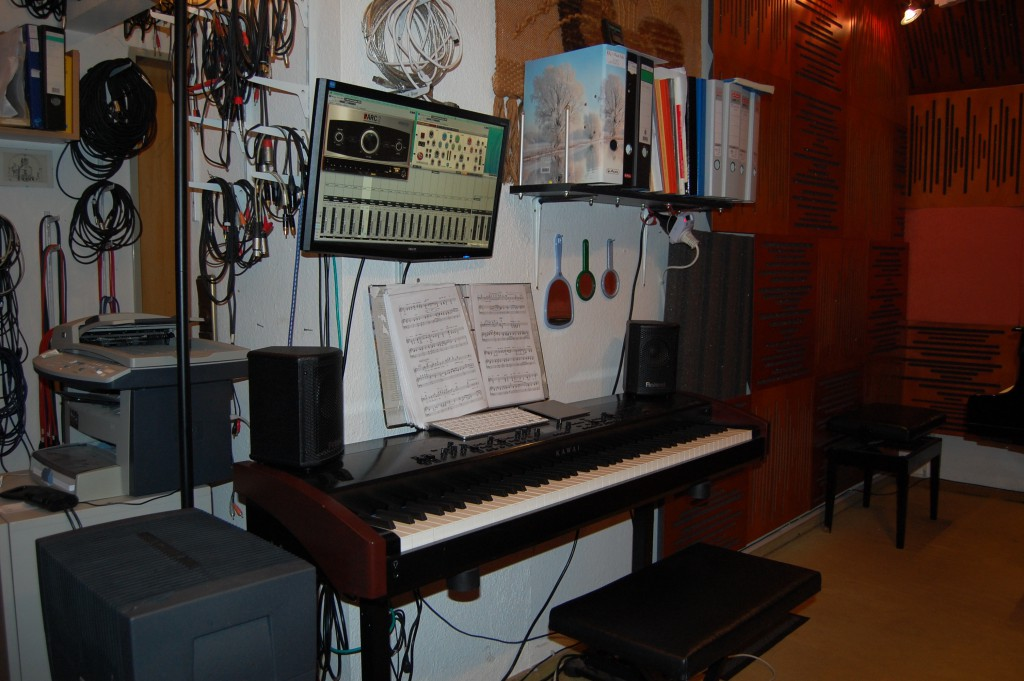 Keyboard Producer Place