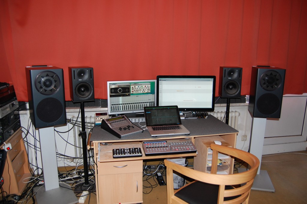Mixer Mastering Place
